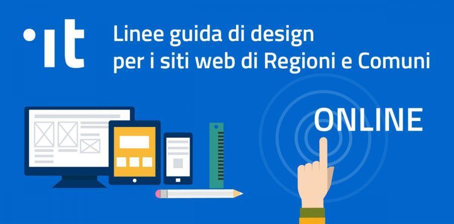 Linee guida di design per i siti web della pa sitopa il for Siti di design